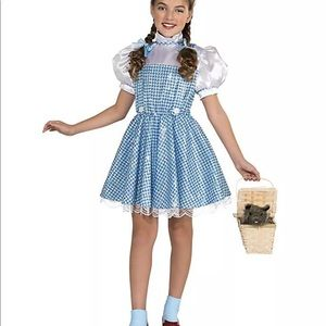 Dorothy The Wizard Of Oz Girls Rubie's Cos…